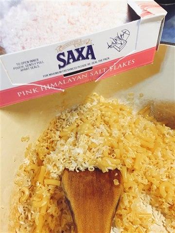 SAXA Himalayan Pink Salt